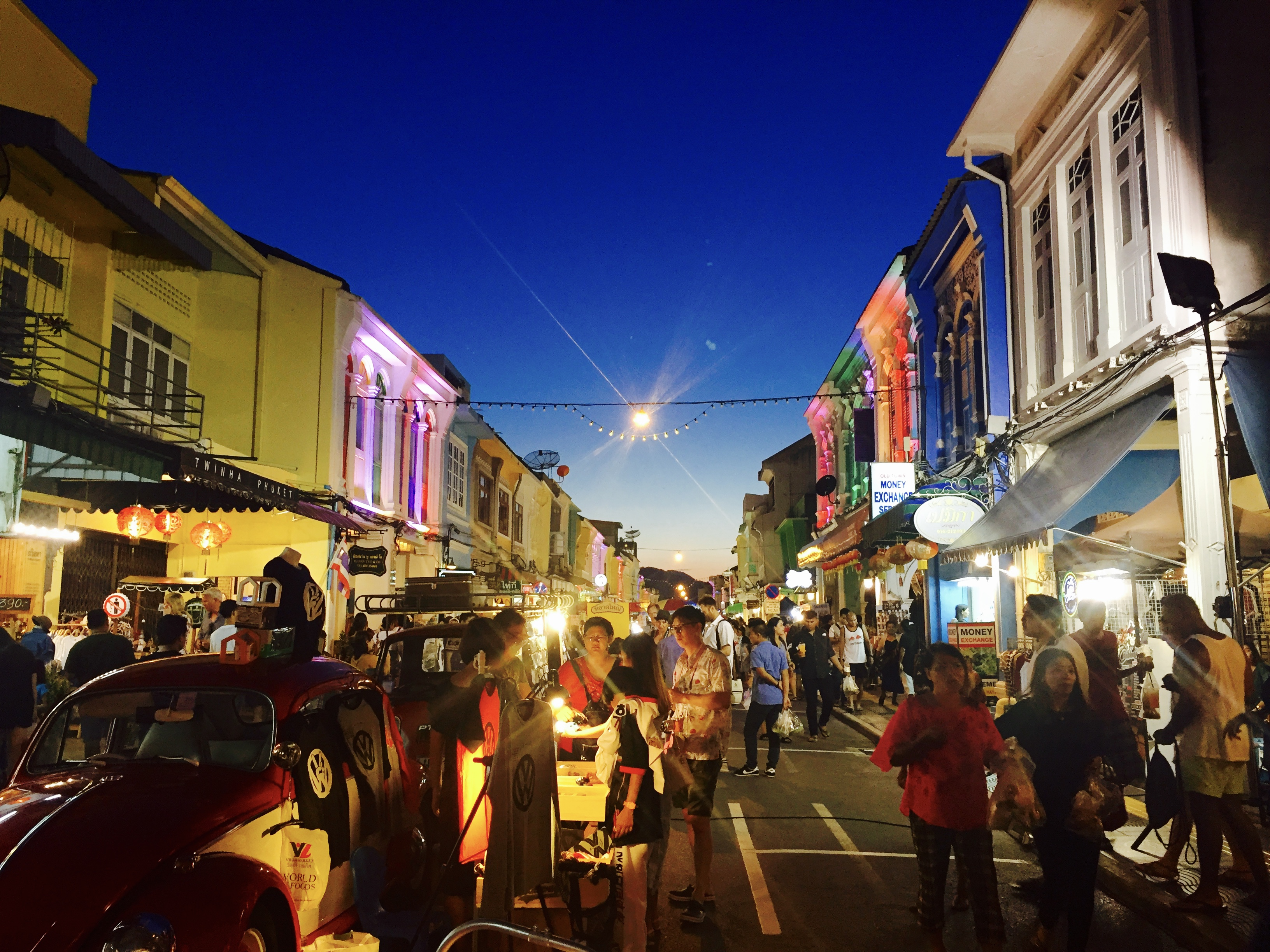Phuket Old Town, start of your south Thailand itinerary